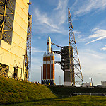 Delta IV Heavy / Parker Solar Probe (Bill and Mary Ellen Jelen): ParkerSolarProbeColor-32