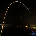 Delta IV Heavy / Parker Solar Probe (Bill and Mary Ellen Jelen): Streak Shot