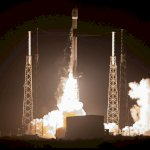 Falcon 9 / Nusantara Satu (Michael Seeley): Launch
