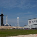 SpaceX Crew Dragon DM-1 (Bill Jelen): SpaceX Hangar and Crew Dragon