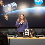 NG-11 What's On Board Briefing: Maria Bualat, Astrobee Facilities