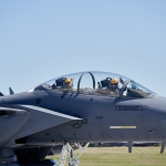 Wings Over Wayne 2019 Airshow: F-15 Strike Eagle