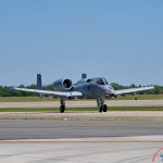 "Wings Over Wayne 2019 Airshow: A-10 ""Warthog"""