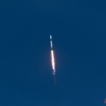 Falcon 9 / SpaceX CRS-18 (Bill Jelen): CRS-18 In Flight