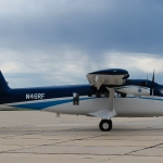 FireX-AQ in Boise ID: NOAA's De Havilland Twin Otter