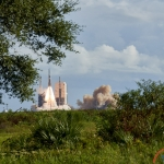 Delta IV / GPS III SV02 (Jared Haworth): Delta IV Medium+(4,2) Liftoff