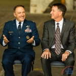 OmegA Rocket Announcement: Colonel Ste. Marie and Kent Rominger