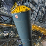 Pathfinder Goes Vertical in VAB (Bill Jelen): From the 16th Level Catwalk