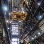NASA VAB Pathfinder & Pegasus Tour October 17th 2019 Cape Canaveral Photos Scott Schilke: VAB Building & Pathfinder wide angle