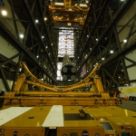 Pathfinder Goes Vertical in VAB (Bill Jelen): Pathfinder going Vertical