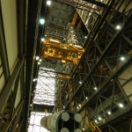 Pathfinder Goes Vertical in VAB (Bill Jelen): VAB Ceiling