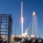 Antares / Cygnus NG-12 (Scott Schilke): Ignition & Liftoff  of NG_12 to resupply the ISS from Wallops Va