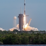 Falcon 9 / Crew Dragon In-Flight Abort Test (Scott Schilke):