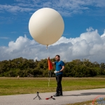 February 20th 2020 45th Weather Squadron Forecasting / Weather Balloon Launch - Scott Schilke