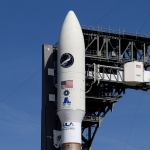 Atlas V / USSF-7 (Michael Howard):