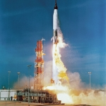 The Real Right Stuff: Launch of Unmanned Mercury-Atlas 2