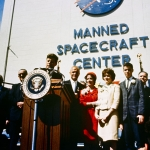 The Real Right Stuff: John Glenn Honored by Kennedy