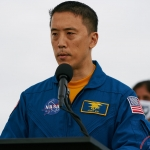 Falcon 9 / SpaceX Crew-1 (Jared Haworth): NASA Astronaut Jonny Kim