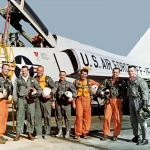 The Real Right Stuff: The Mercury 7 Were All Test Pilots
