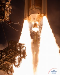 RS-68A Main Engine and GEM60 Solid Rocket Boosters