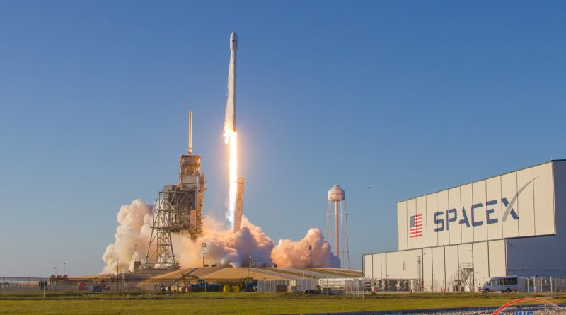 This is the 5th SpaceX launch from historic Pad 39A at Kennedy Space Center. Photo: Michael Seeley
