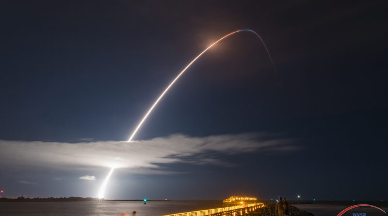 At 2:04am (ET) on Saturday, August 26, 2017 Orbital ATK successfully launch the ORS-5 satellite from Launch Complex 46 at Cape Canaveral Air Force Station. The satellite was launched atop a Minotaur IV missile/rocket. Many Space Coast residents stayed up late (or got up early) to watch the launch. 