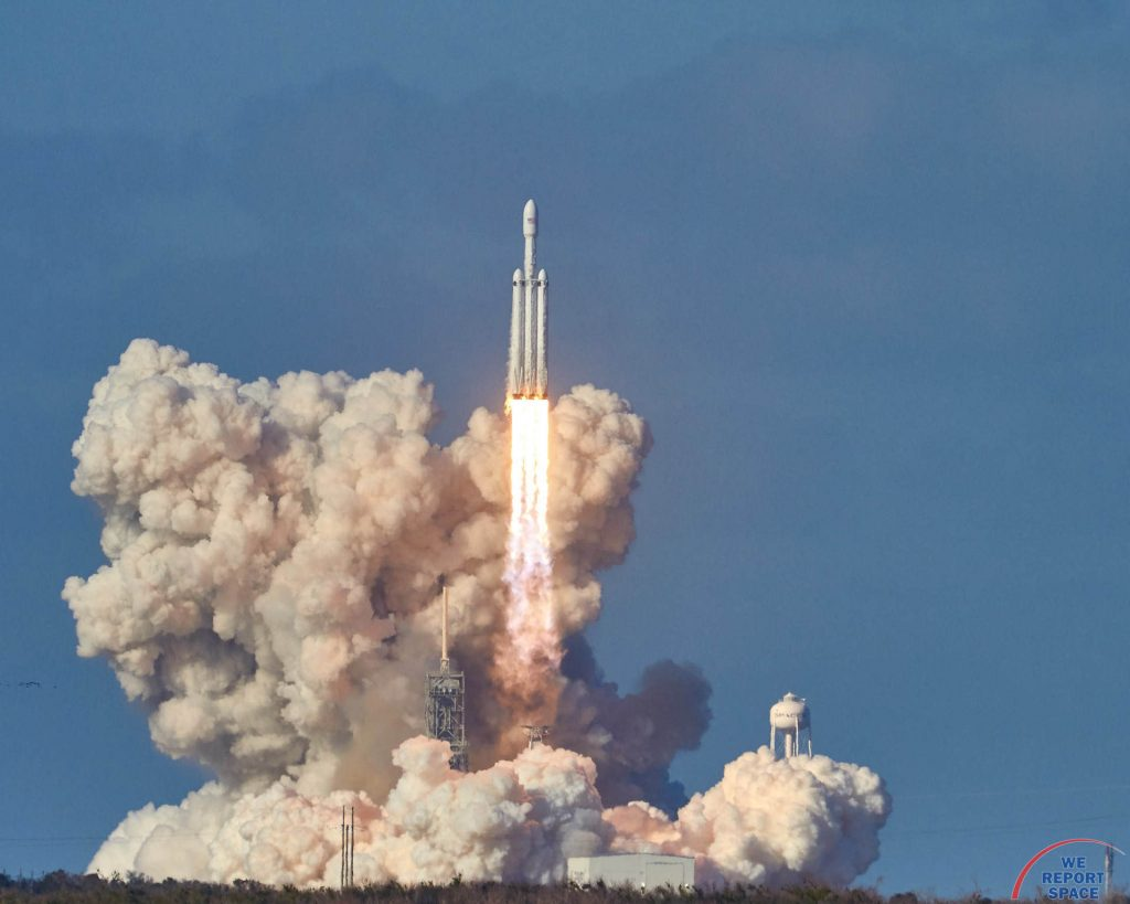 Falcon Heavy: Starman Successfully Heads Beyond Mars in