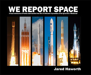 We Report Space Book